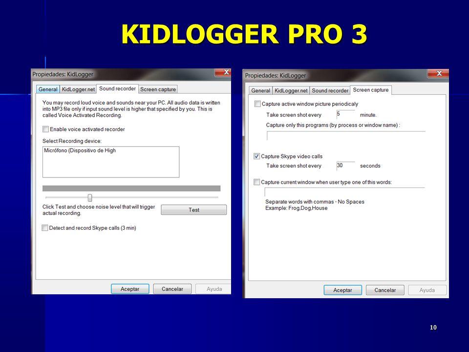 KIDLOGGER PRO 3 10 10
