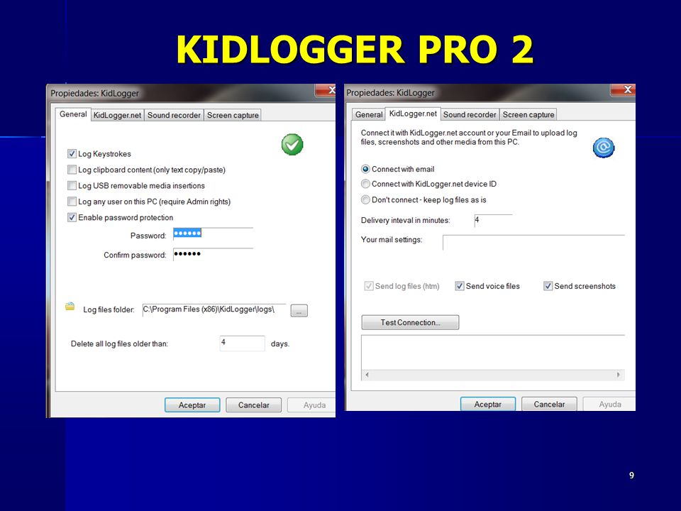 KIDLOGGER PRO 2 9 9