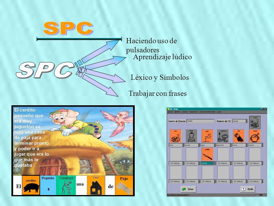 SPC SPC Haciendo uso de pulsadores Aprendizaje lúdico