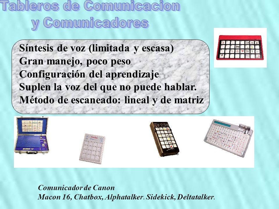 Tableros de Comunicacion