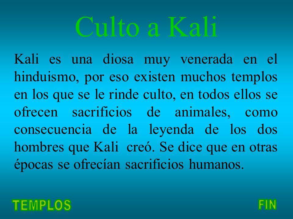 Culto a Kali