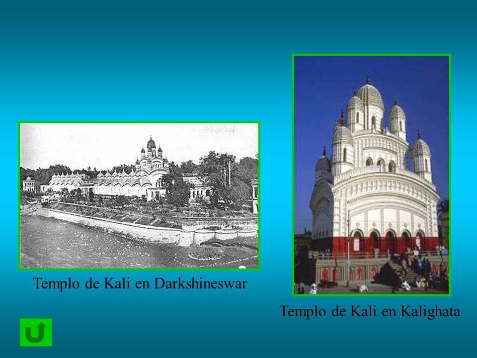 Templo de Kali en Darkshineswar