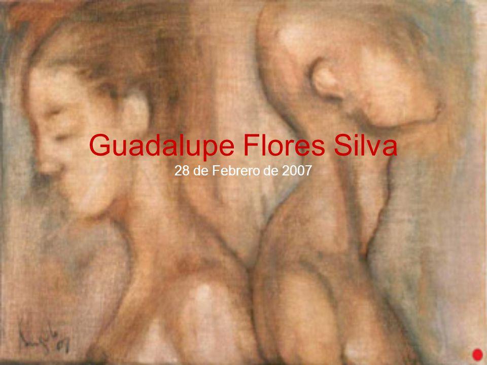 Guadalupe Flores Silva 28 de Febrero de 2007