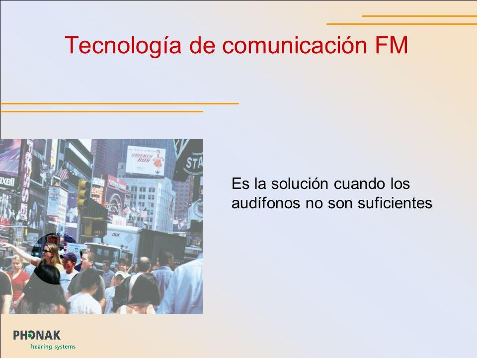 Tecnología de comunicación FM