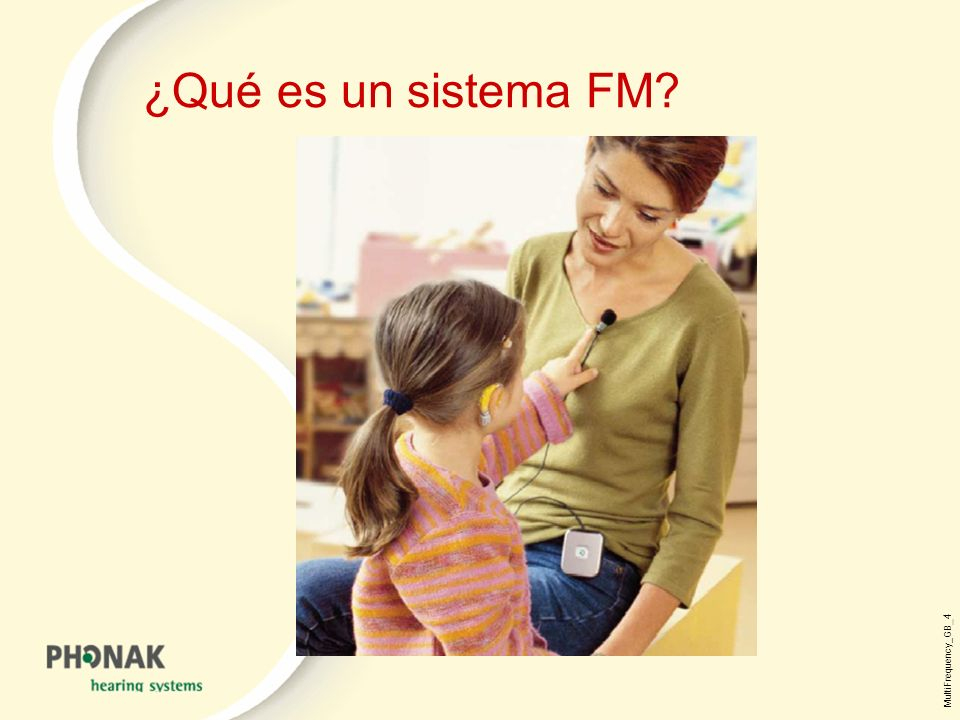 ¿Qué es un sistema FM