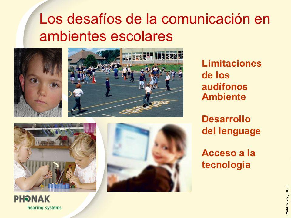 Los desafíos de la comunicación en ambientes escolares