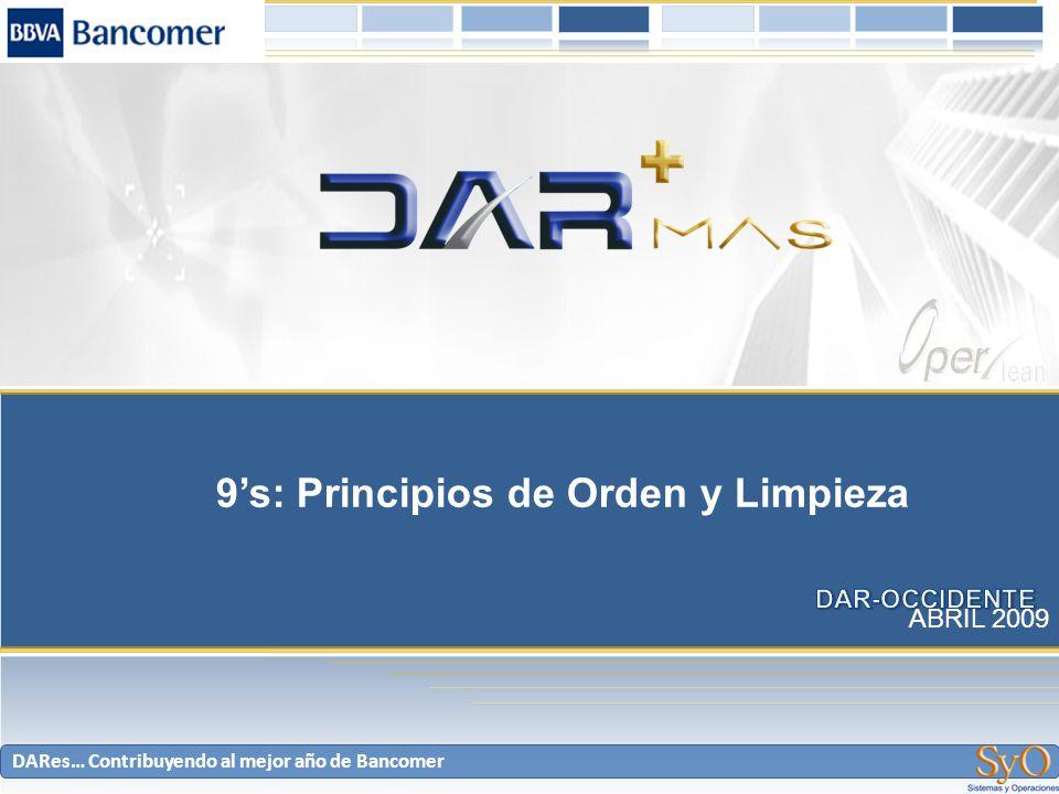 9's: Principios de Orden y Limpieza