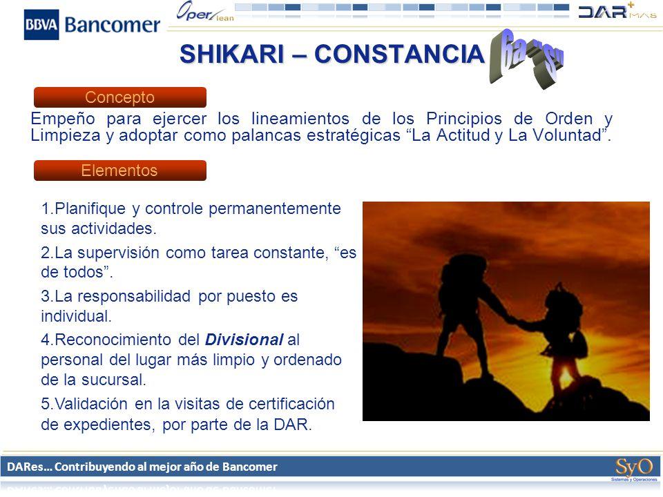 6a S SHIKARI – CONSTANCIA