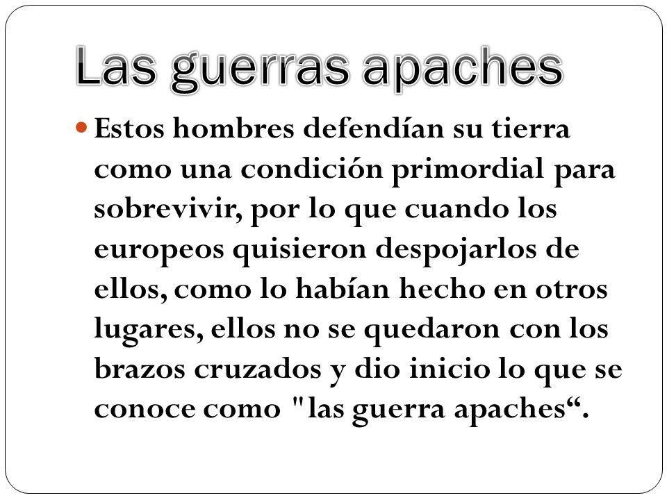 Las guerras apaches