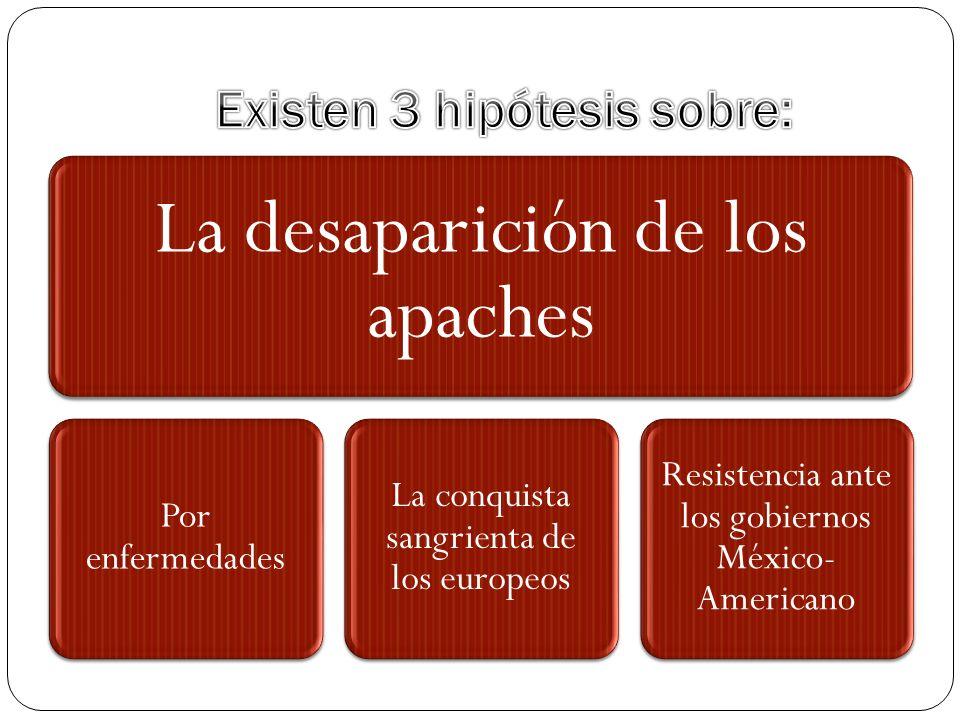 Existen 3 hipótesis sobre: