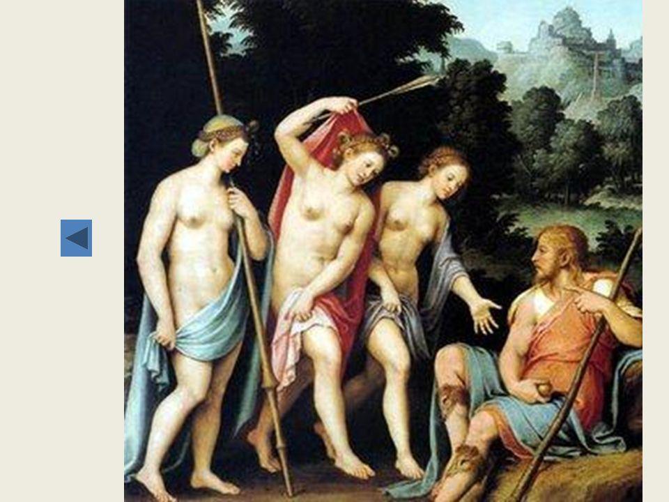 LA ILÍADA: CONTEXTO MÍTICO Dpto. Griego I.E.S. MONTEVIVES