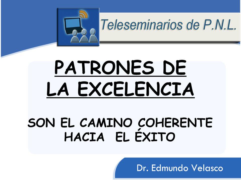PATRONES DE LA EXCELENCIA