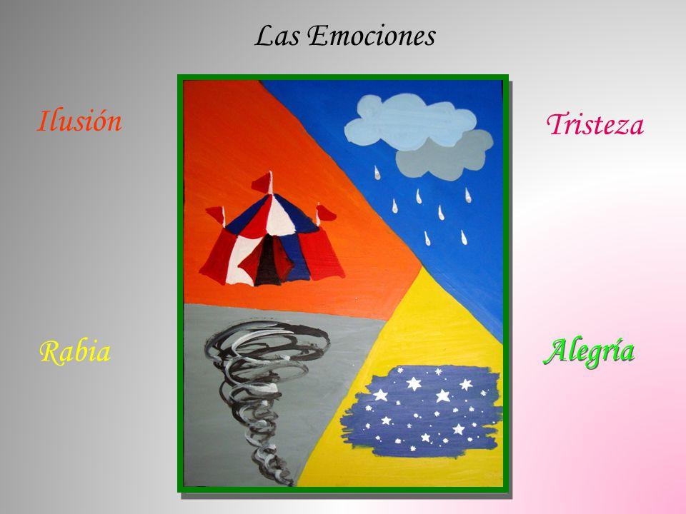 Las Emociones Ilusión Tristeza Rabia Alegría