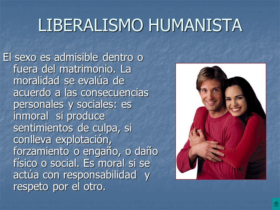 LIBERALISMO HUMANISTA