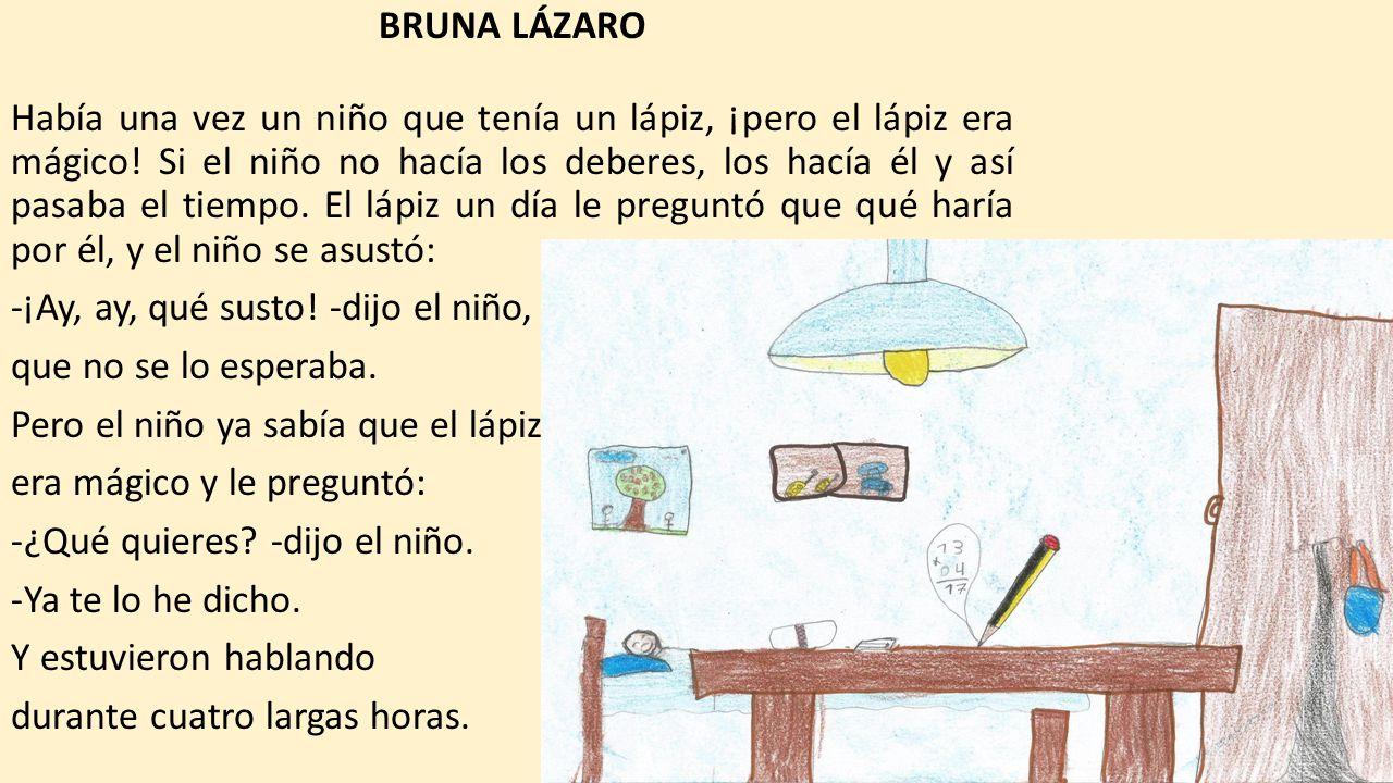 BRUNA LÁZARO