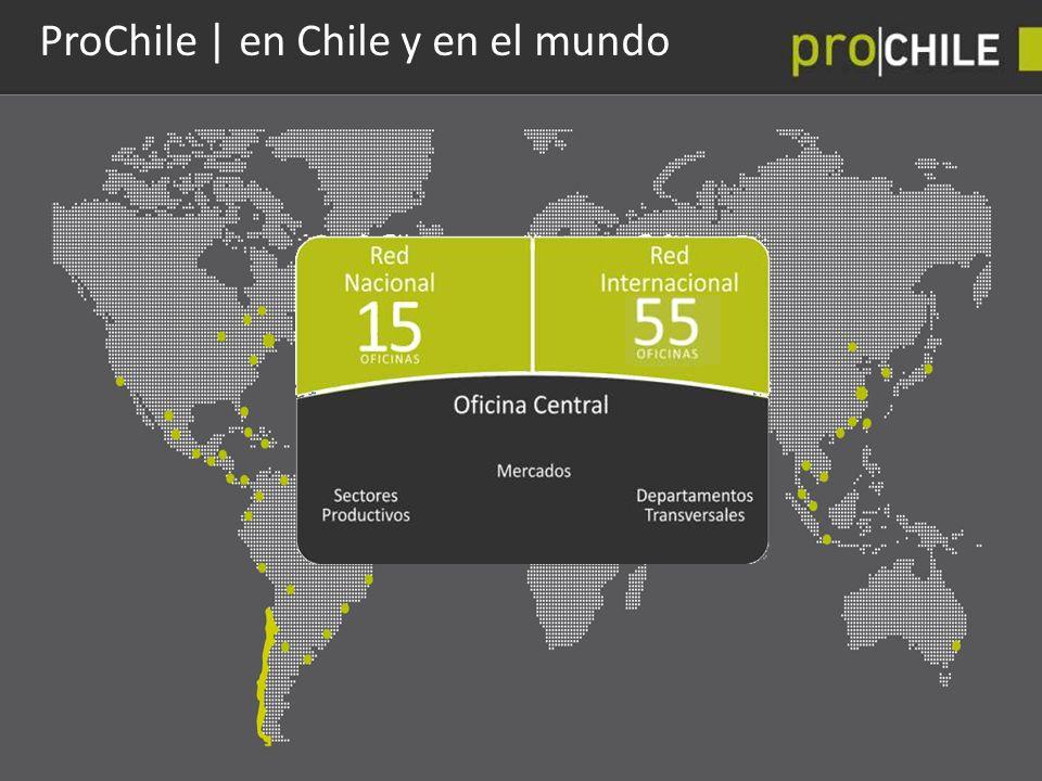 ProChile | en Chile y en el mundo