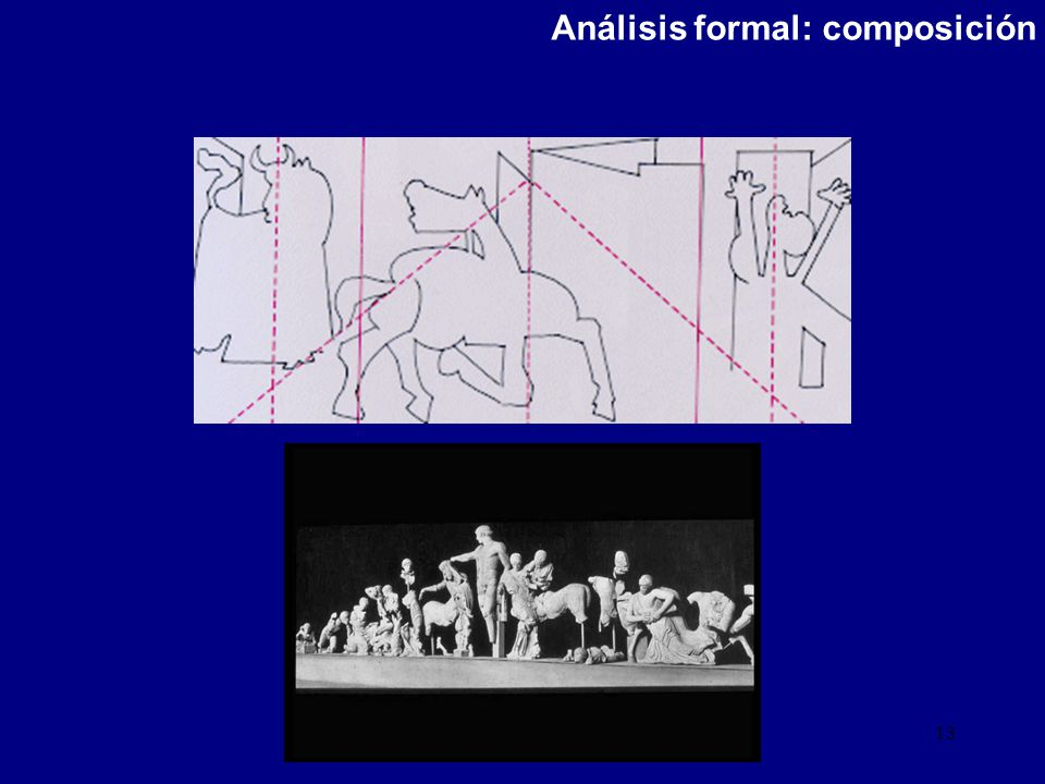 Análisis formal: composición