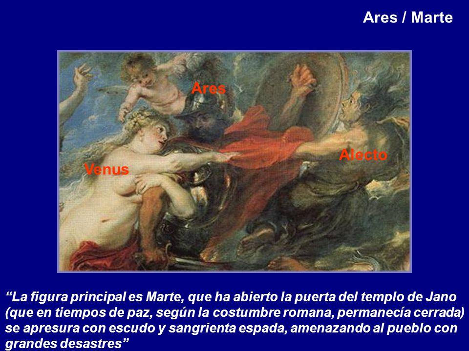 Ares / Marte Ares Alecto Venus