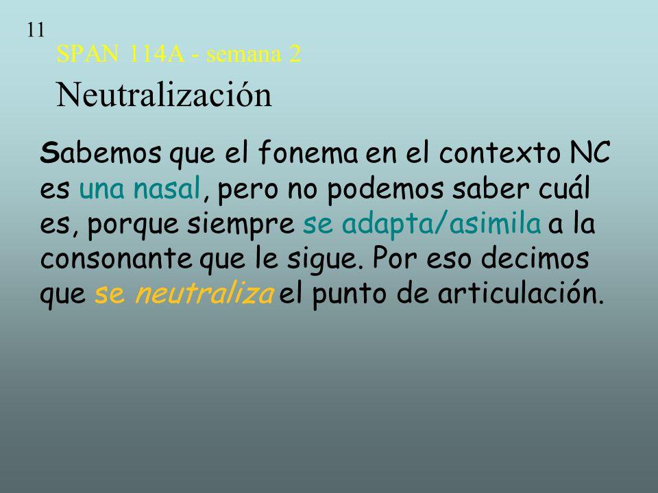 SPAN 114A - semana 2 Neutralización