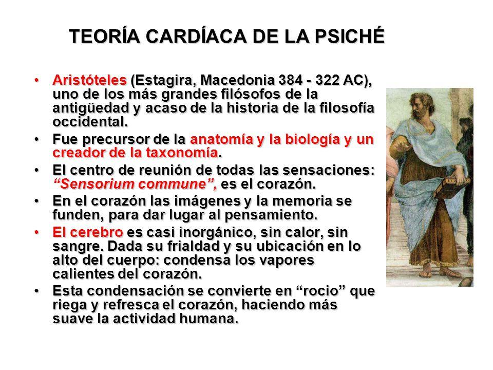 TEORÍA CARDÍACA DE LA PSICHÉ