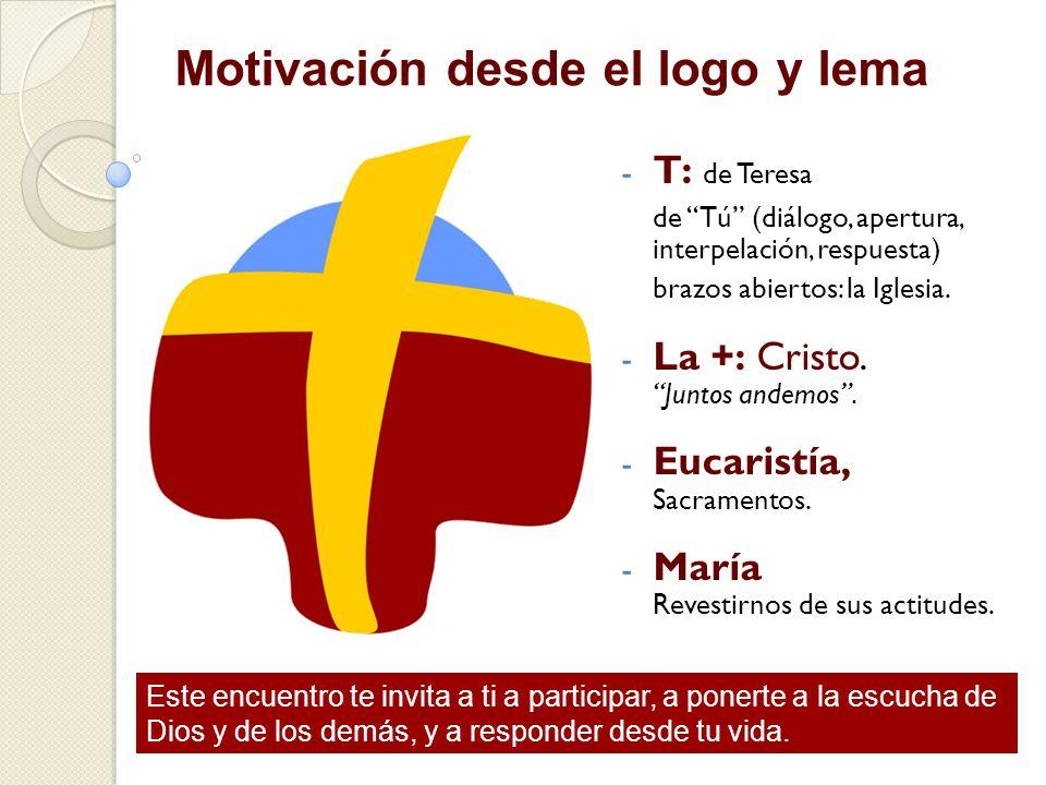 Motivación desde el logo y lema