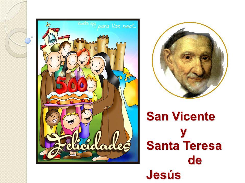 San Vicente y Santa Teresa de Jesús