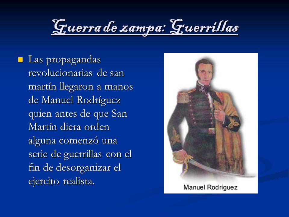 Guerra de zampa: Guerrillas