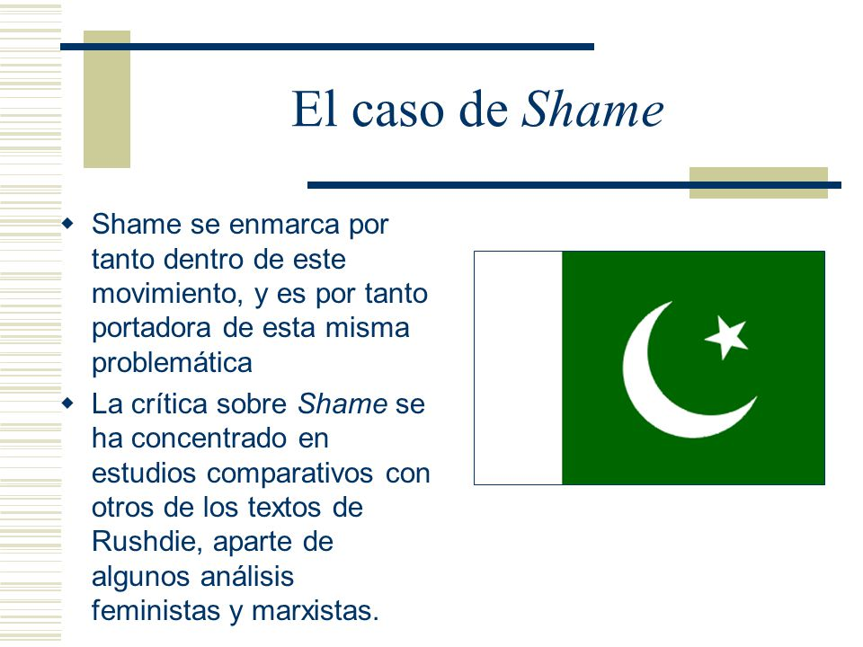 El caso de Shame Shame se enmarca por tanto dentro de este movimiento, y es por tanto portadora de esta misma problemática.