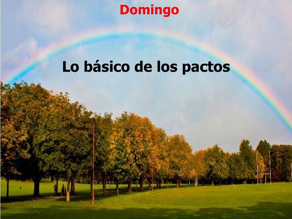 Domingo Lo básico de los pactos