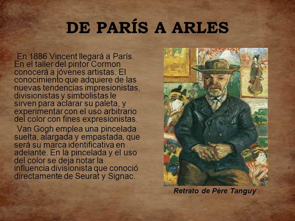 DE PARÍS A ARLES