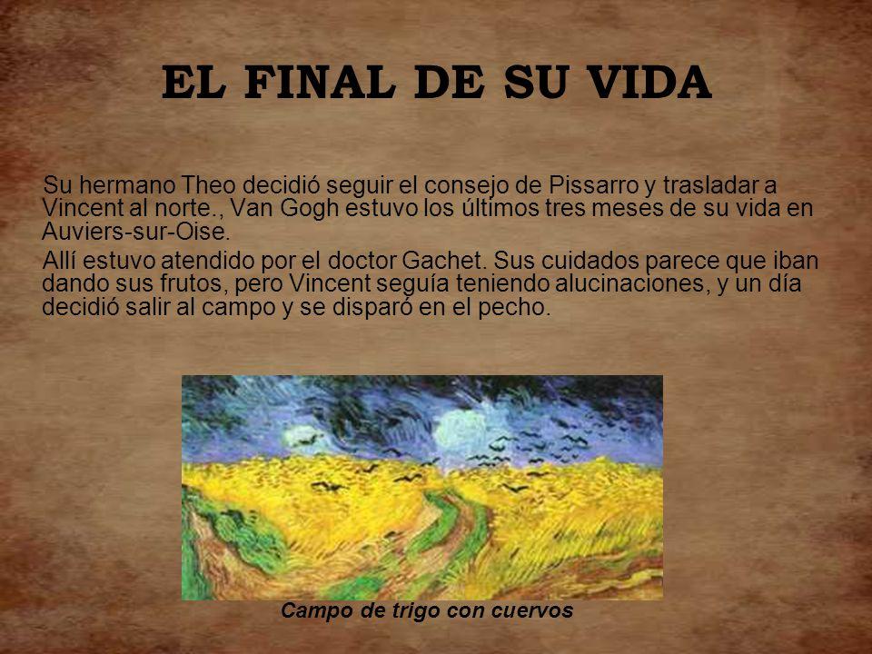 EL FINAL DE SU VIDA