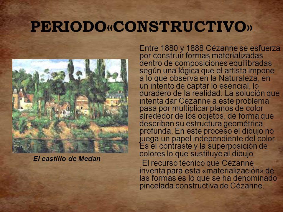 PERIODO«CONSTRUCTIVO»