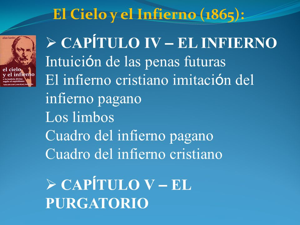 El Cielo y el Infierno (1865):