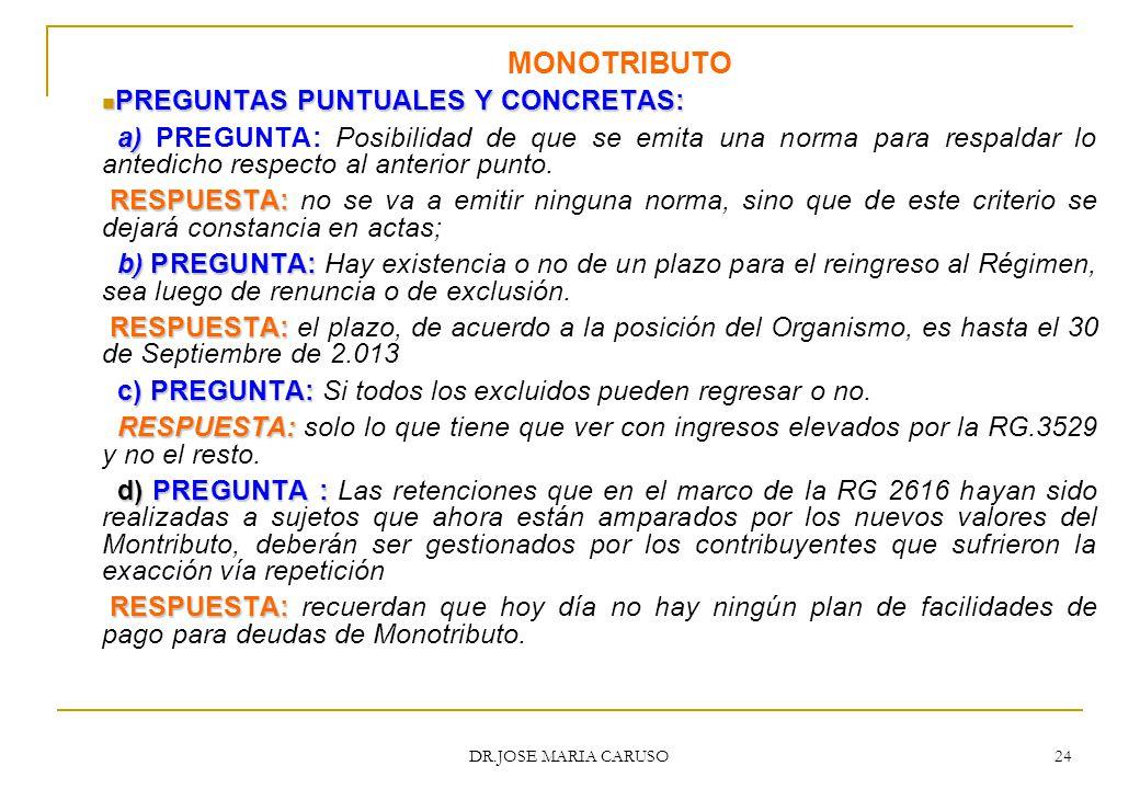 PREGUNTAS PUNTUALES Y CONCRETAS: