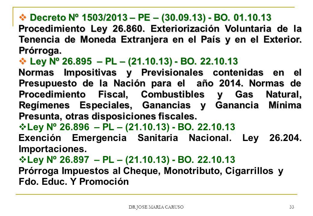 Exención Emergencia Sanitaria Nacional. Ley 26.204. Importaciones.