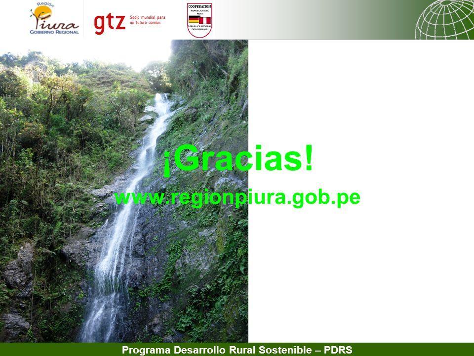 ¡Gracias! www.regionpiura.gob.pe