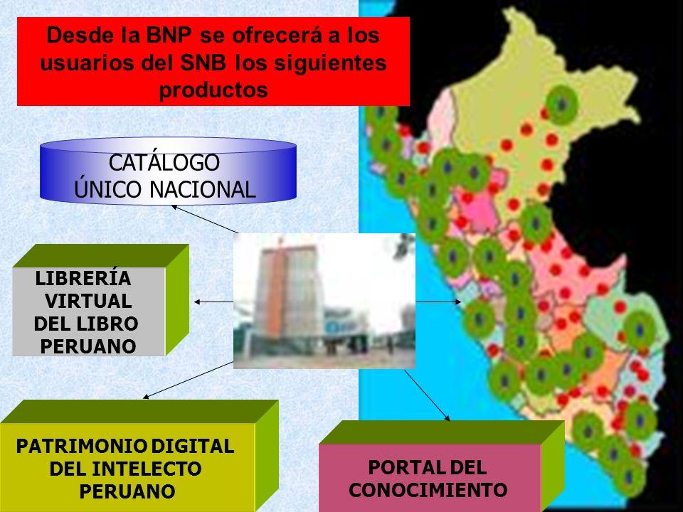 Desde la BNP se ofrecerá a los usuarios del SNB los siguientes productos