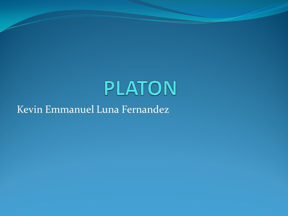 Kevin Emmanuel Luna Fernandez