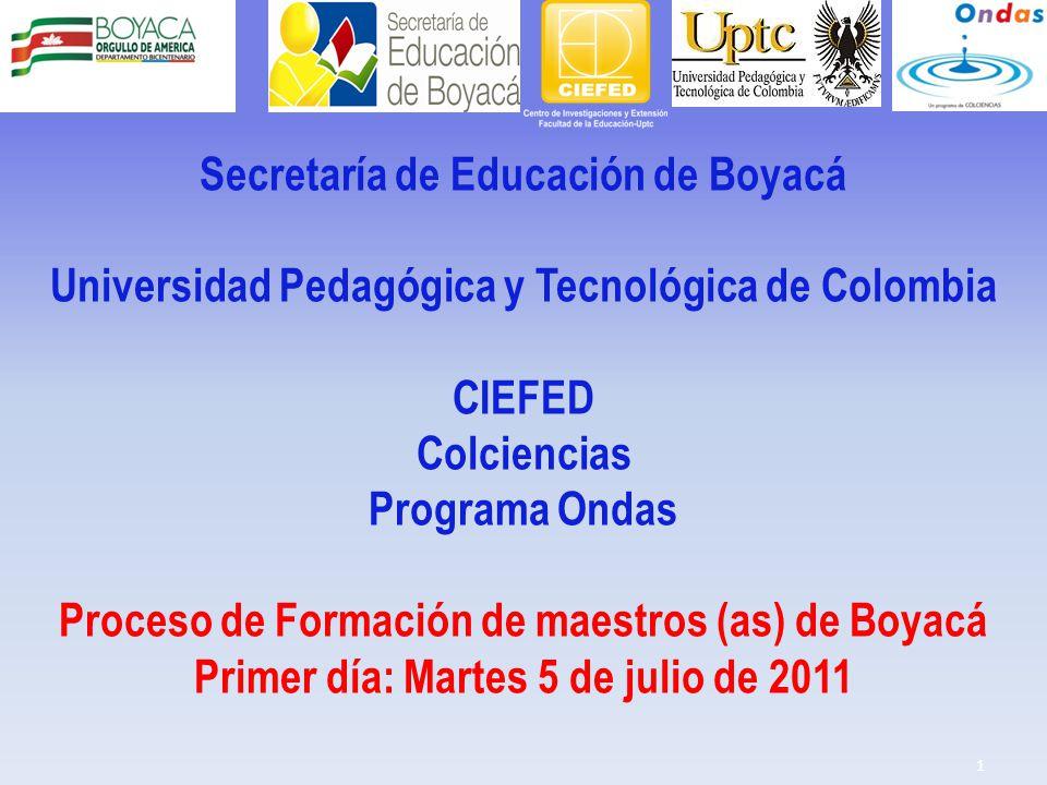 Secretaría de Educación de Boyacá