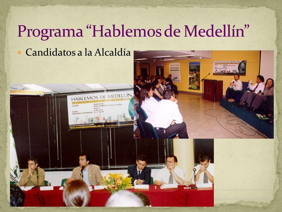 Programa Hablemos de Medellín