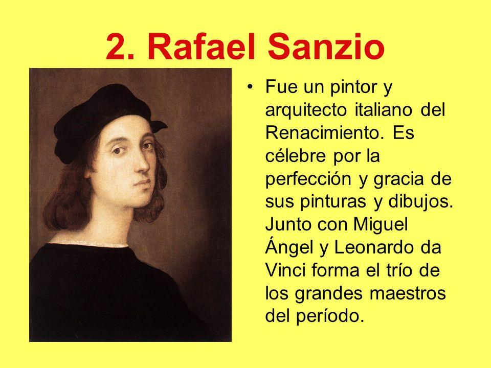 2. Rafael Sanzio