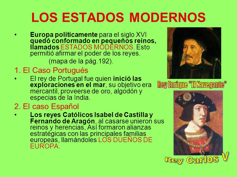 Rey Enrique El Navegante