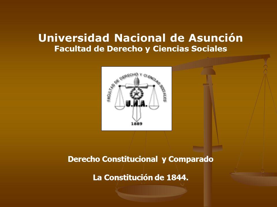 Derecho Constitucional y Comparado