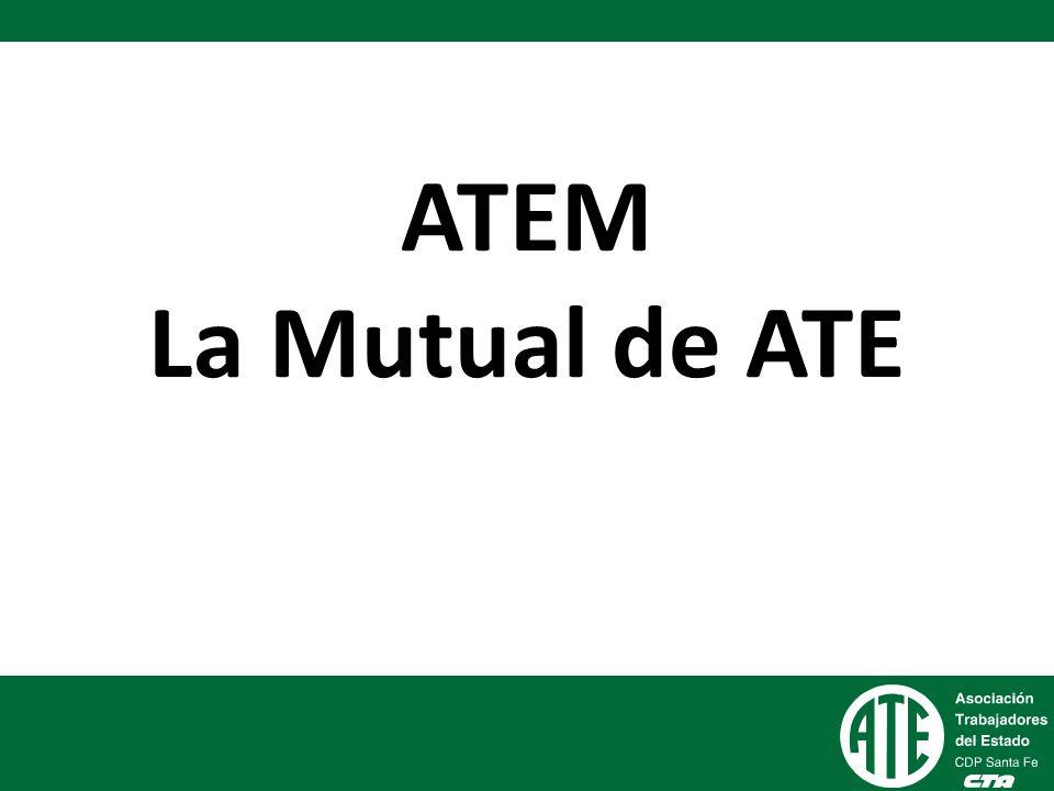 ATEM La Mutual de ATE