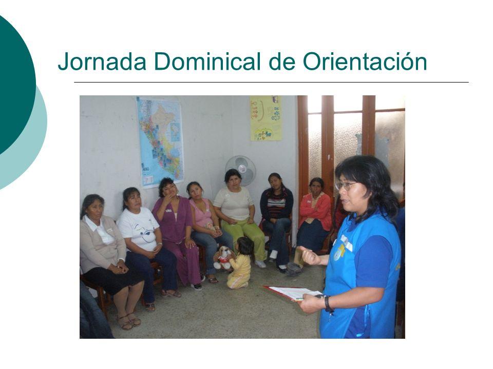 Jornada Dominical de Orientación
