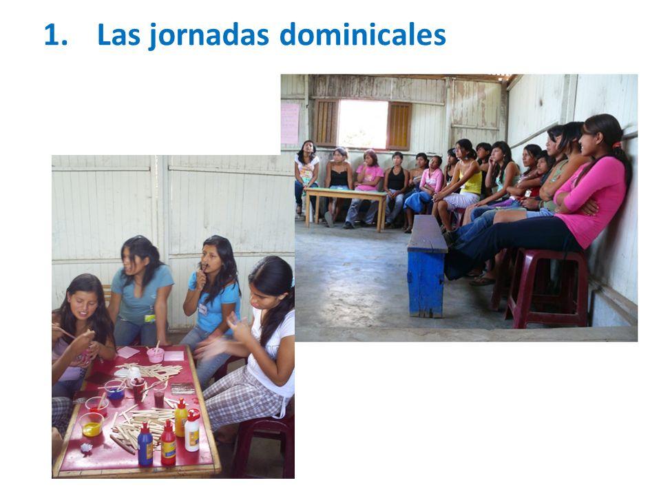 Las jornadas dominicales