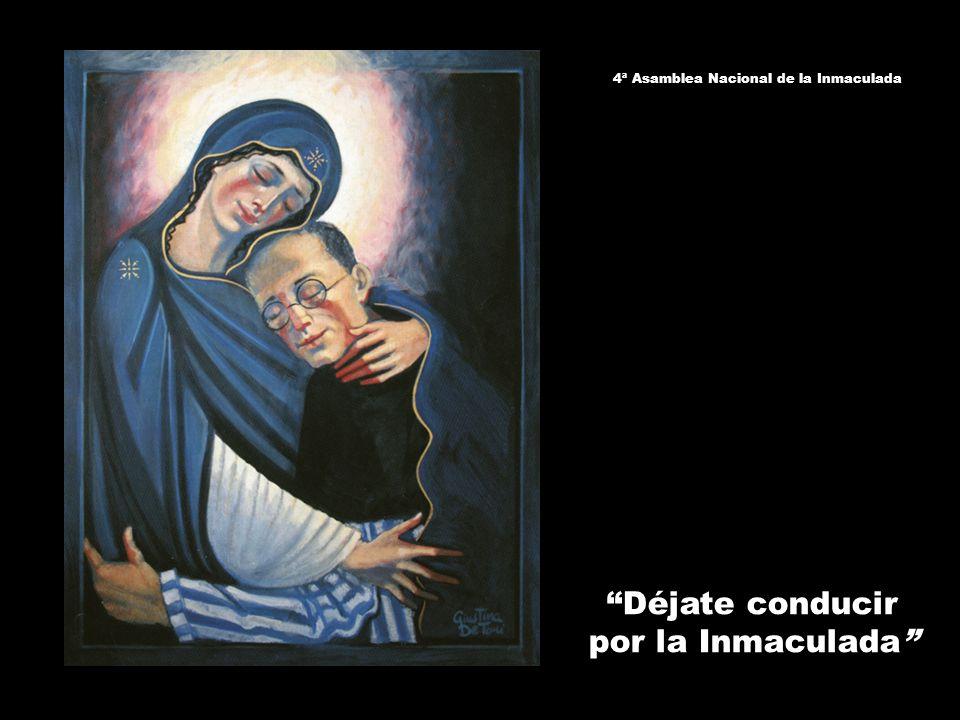 Déjate conducir por la Inmaculada