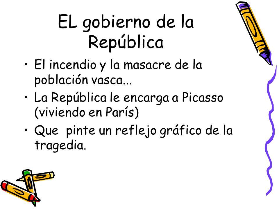 EL gobierno de la República