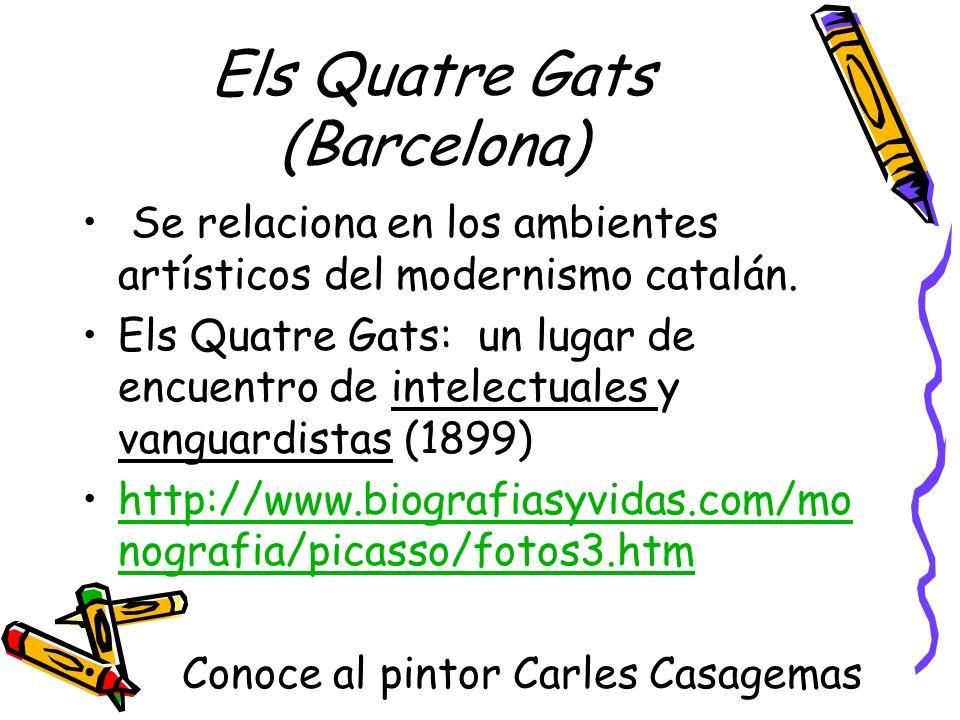 Els Quatre Gats (Barcelona)