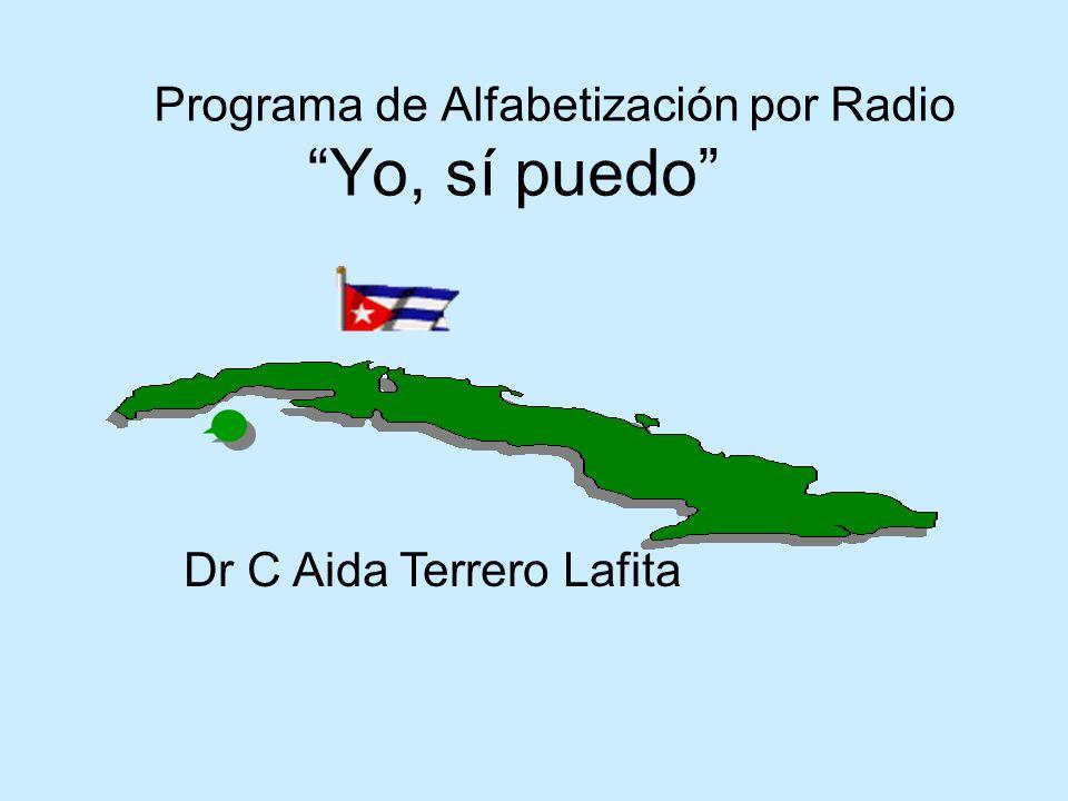 Dr C Aida Terrero Lafita